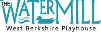 The Watermill Theatre logo, embellished with an illustration of a duck on the river and the words 'West Berkshire Playhouse' underneath