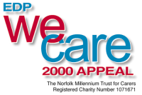 EDP We Care Appeal