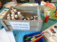 independent in preschool!