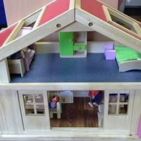 Small World Area - Dolls House