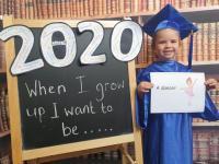 Preschool graduation!