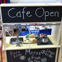 Role Play Area - Cafe