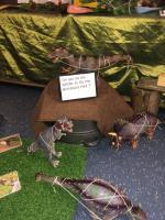 Jurrasic world landed in Preschool