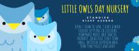 Little Owls Day Nursery logo