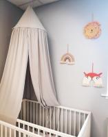 Baby sleeping area