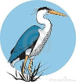 Heron Day Nursery Logo