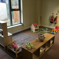 Babies and toddlers room