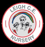 Leigh CE Nursery Logo