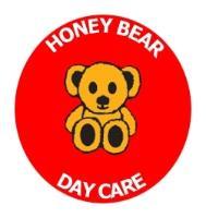 Honey Bear Day Care Logo