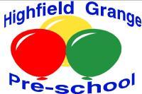 Highfield Grange Pre School Logo