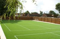 New outside play area