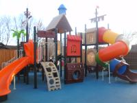 Pre School outside play area