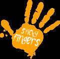 Sticky Fingers logo
