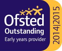 Ofsted Logo for Outstanding Provider 2014/15