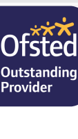 Ofsted logo for outstanding provider