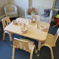Nursery setting Image