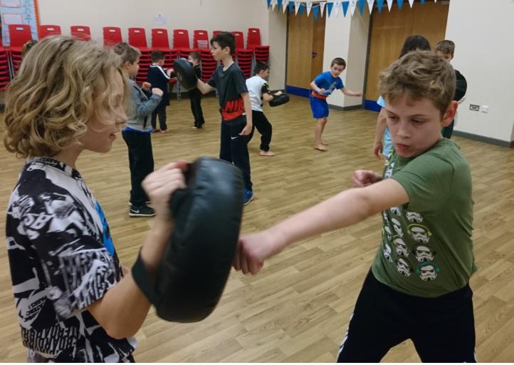 Monday Martial Arts Class