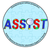ASSIST Team (Autistic Spectrum Service for Information Support and Training) logo