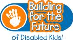 Building for the future of disabled kids logo
