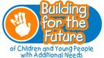 Building for the Future logo