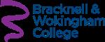Bracknell & Wokingham College logo