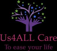Us4ALL Care Logo