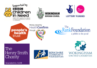 Our funders for 2018/19