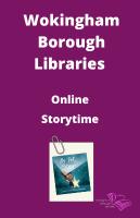 Wokingham Online Storytime Logo
