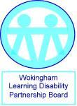 Wokingham Learning Disability Partnership Board logo