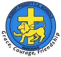 Robert Piggott CE Infant & Junior Federation Logo