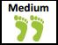 Medium health walk