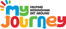 Wokingham, My Journey logo