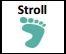 Stroll health walk