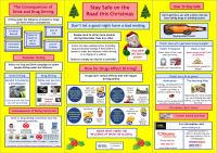 Christmas campaign alcohol health board
