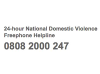 24-hour National Domestic Violence
