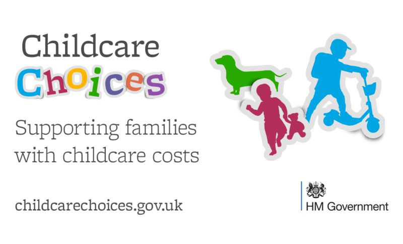 Image result for childcare choices logo