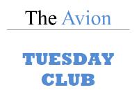 Avion Tuesday Club