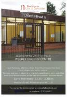 Leaflet/Poster for Drop-In Centre