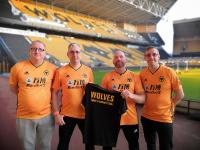 Wolves TFC at the Molinuex