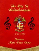 New choir banner