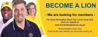 Become a member of your Local Lions Club