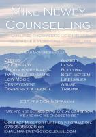 Mike Newey Counselling