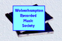 Wolverhampton Recorded Music Society