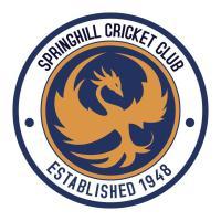 Springhill Cricket Club logo